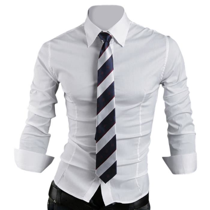 hee-grand-homme-chemise-manche-longue-blanc