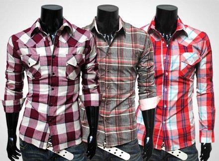 ekose-gomlek-shirts