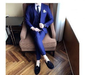 Modanın İsmi Erkek giyimde Pierre Cassi