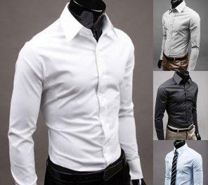 Ekose Ceket Beyaz gömlek