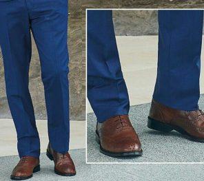 Erkek dar paça pantolon kombinleri