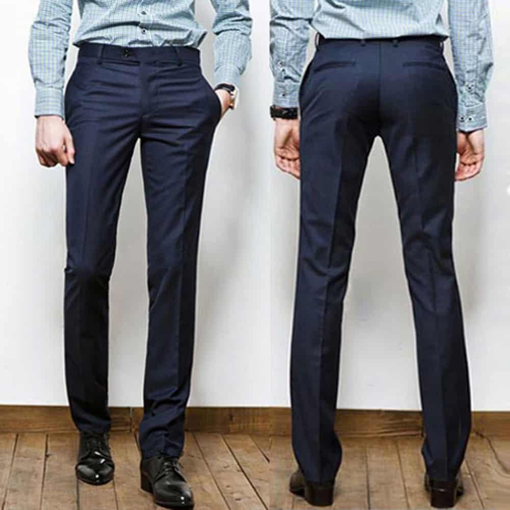erkek dar kesim pantolon modelleri