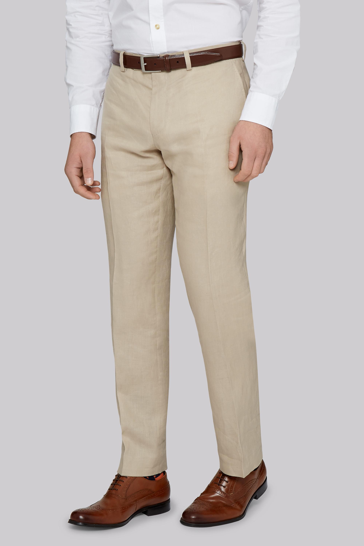 Erkek Yazlık Keten Pantolon