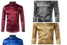 2021 Erkek Gömlek Renkleri